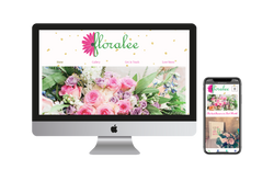 Floralee E-Commerce Website