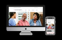 Lima Care Agency Website