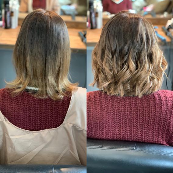 Smart Hair Extensions for Fullness