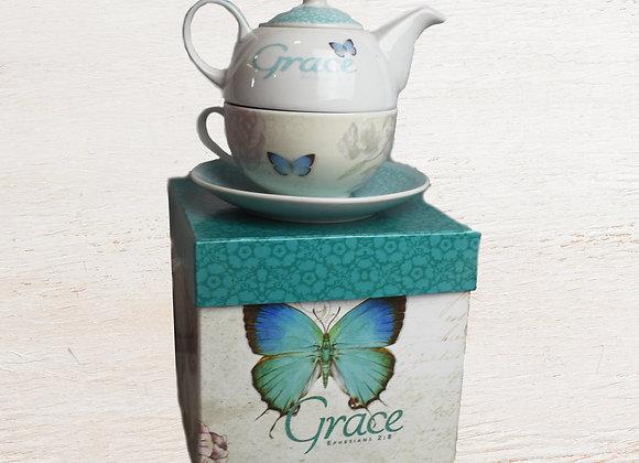 Grace Teapot
