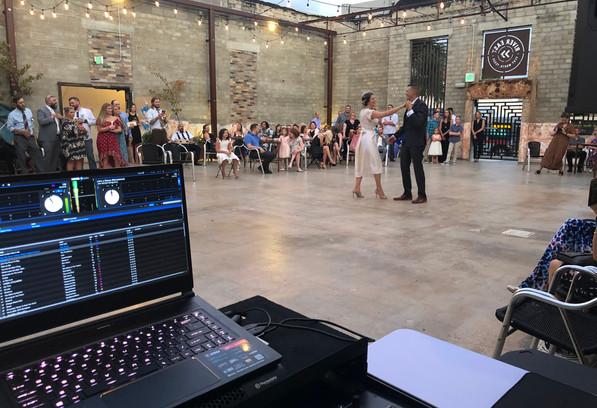 Wedding DJ Fort Worth