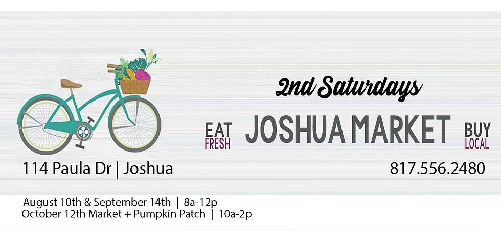 2nd Saturdays Joshua Market