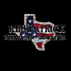 Kirkpatrick Excavation Custom Logo