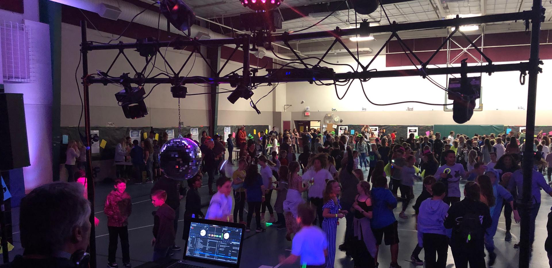 DJ for School Dance