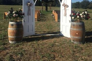 Natural Wine Barrels