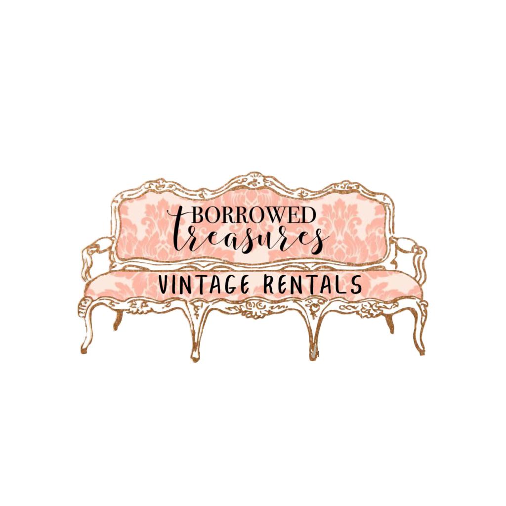 Borrowed Treasures Custom Logo