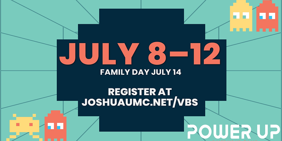 POWER UP FOR JESUS AT VBS 2019