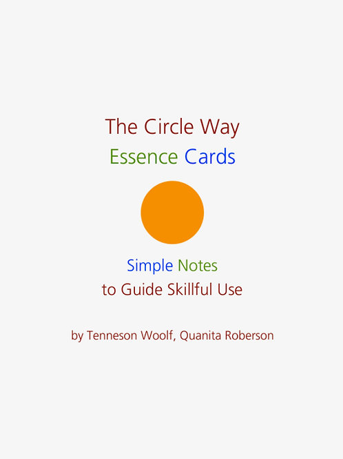 The Circle Way Essence Cards