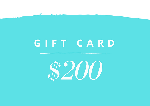200 USD Gift Card