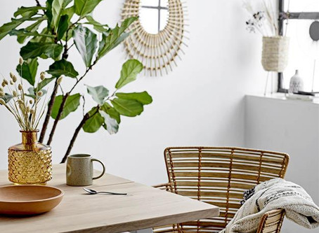 NATURE INSPIRED INTERIORS ARE NOW IN TREND!