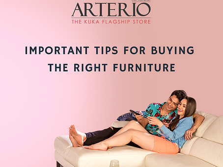 IMPORTANT TIPS TO KNOW THAT YOU ARE BUYING QUALITY & RIGHT FURNITURE