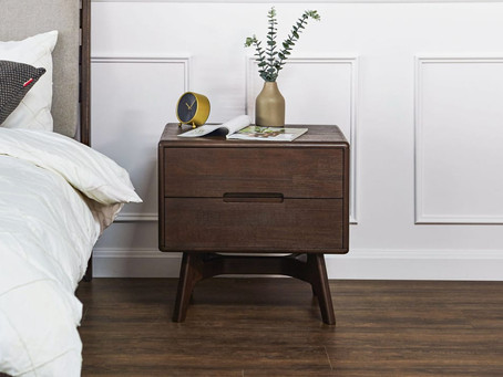 ADD LITTLE MORE STORAGE TO YOUR BEDROOM TO MAKE THEM MORE COMFORTABLE WITH FEW ADDITIONS!