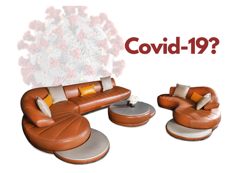 HOW TO KEEP YOUR FURNITURE AND SURFACES CLEAN FROM COVID-19?
