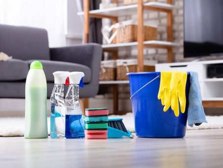 SAFEGUARD YOUR HOME BY SANITIZING YOUR FURNITURE DURING COVID-19