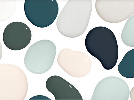 5 Interior Paint Colors trending in 2020 that you will find Everywhere
