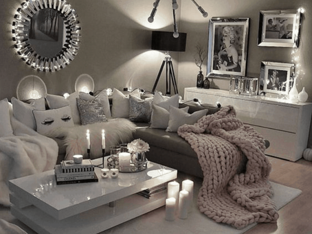 CREATE A COZY ATMOSPHERE IN YOUR HOME