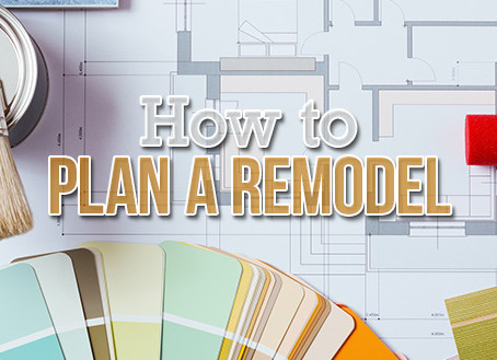 TIPS FOR LIVING IN HOME WHITE REMODELLING IT.