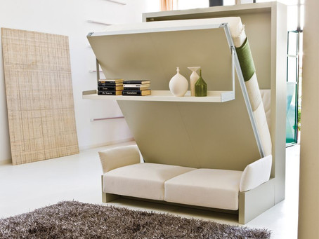 6 Clever Furniture for your Small Spaces