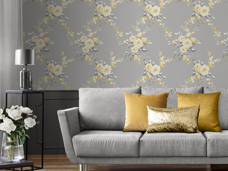 Incorporate Wallpaper Creatively in Your Décor anywhere..