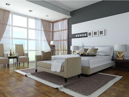 INTERIOR DESIGN IDEAS FOR A PERFECT BEDROOM