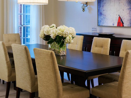 TIPS TO DECORATE DINING ROOM