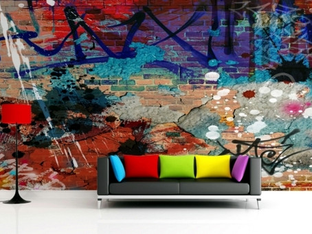 TIPS TO USE BRIGHT COLORS IN YOUR HOME AND FURNITURE