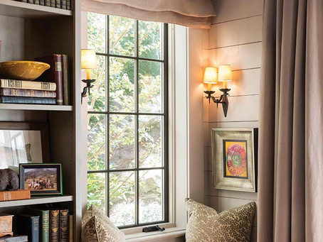 HOW TO MAKE A COZY READING NOOK IN YOUR HOME!