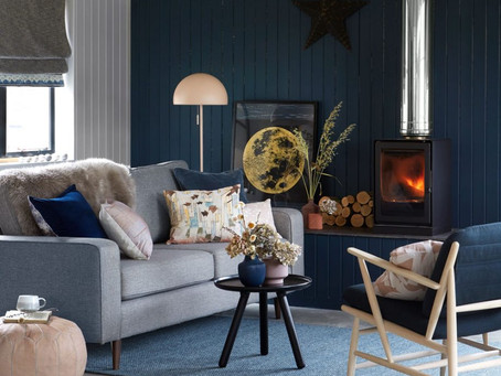 Match your furniture to the Wall Paint!