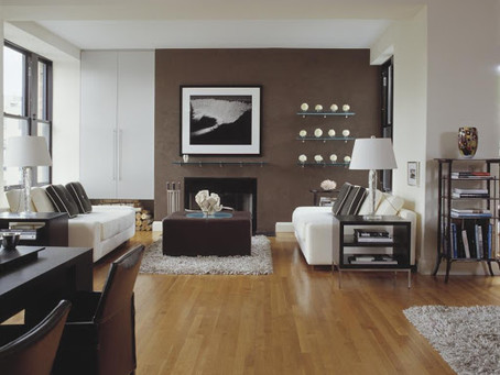 5 Tips for how to play with Interiors and Furniture in Dark Walls?