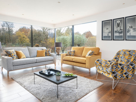How to Mix It Up with Upholstery In Interiors