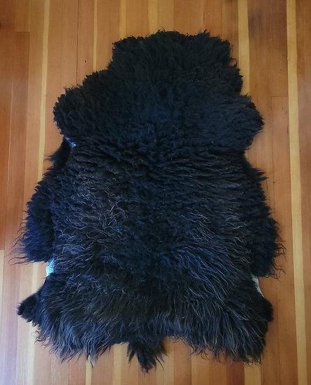 Icelandic Sheepskin- Black