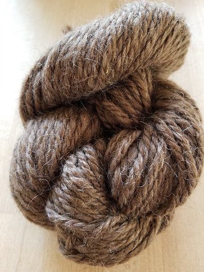 Icelandic 3 ply Bulky Weight Yarn, Moorit