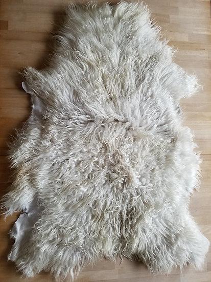 Icelandic Sheepskin- White