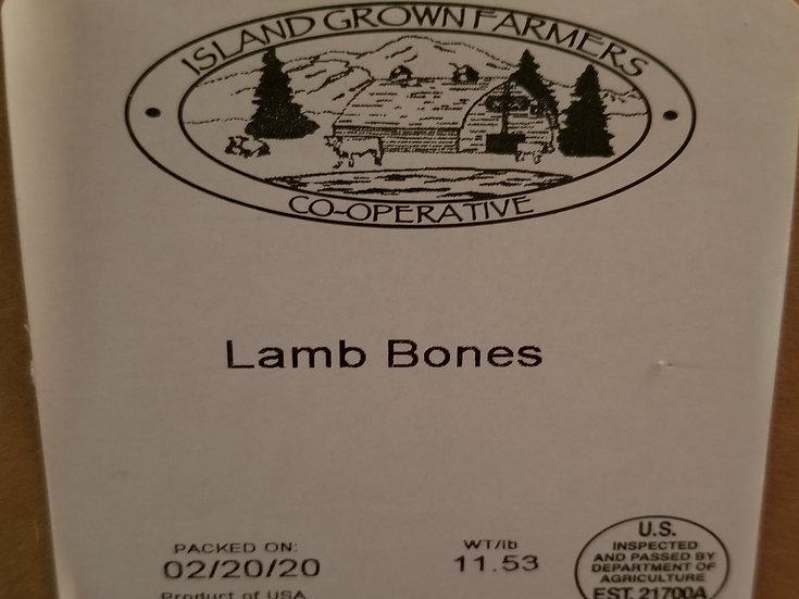 11# Lamb Bones