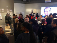 Sophomores Visit the Museum of Jewish Heritage
