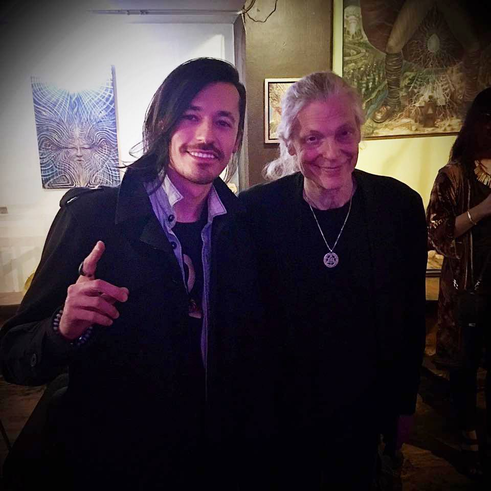 Maksim Presence and Alex Grey