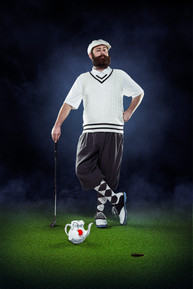 2017 APF : Golf
