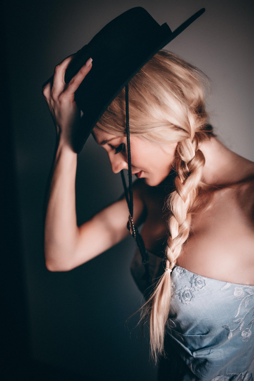 jenni summer studios - hat photoshoot -