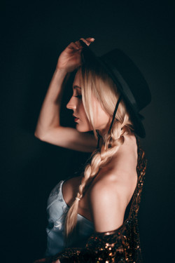 jenni summer studios - hat photoshoot -