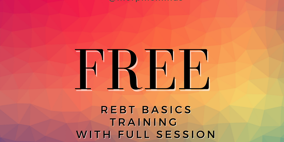 Free REBT training and demonstrations