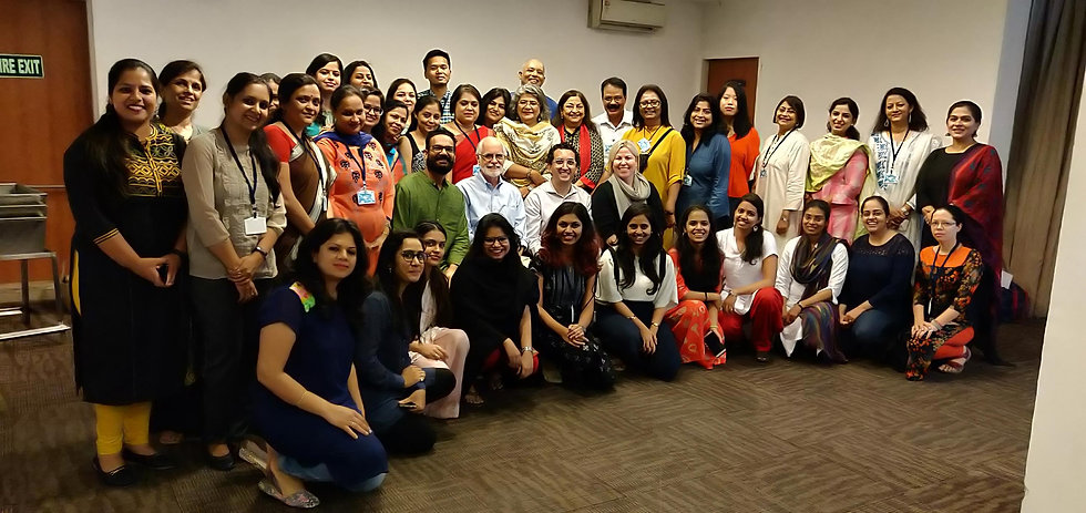 New Delhi, India batch of August 2018