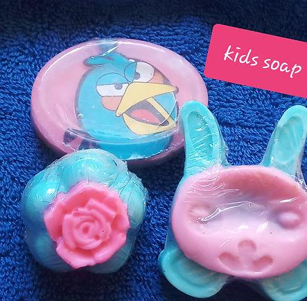 Tatvika orgnaic kids soaps