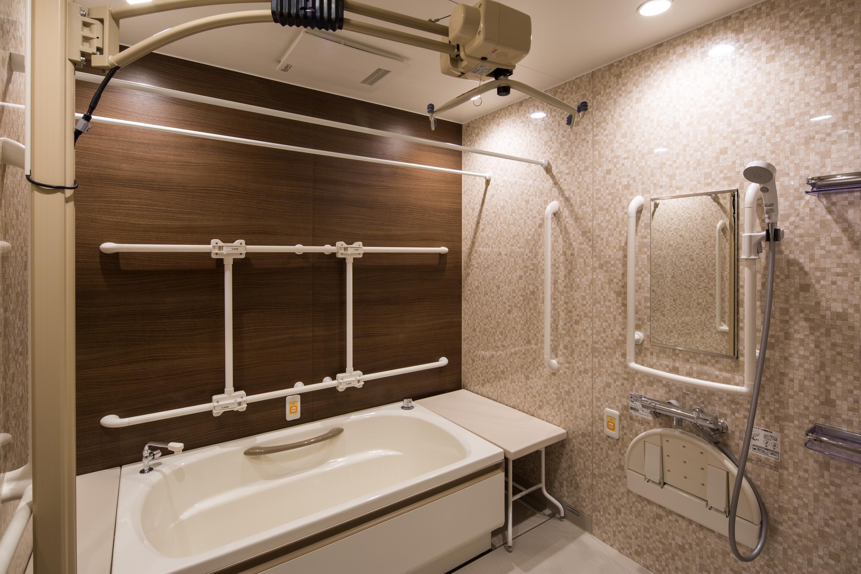 ユニット内 個浴