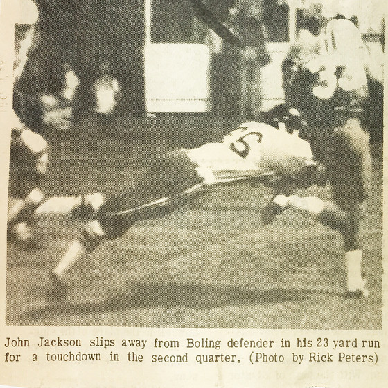 1977 Bellville Brahmas Non-District Games