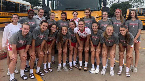 Brahmanettes finish in top third of Cy Fair / Katy ISD Classic