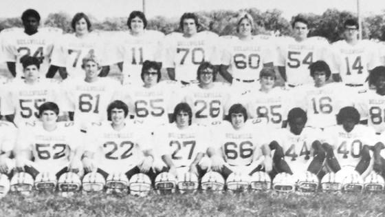 1977 Bellville Brahmas Football Team - Remember Them?