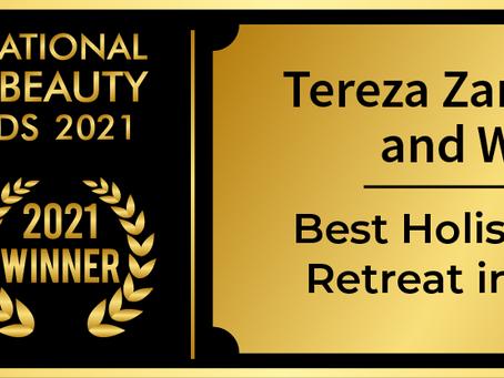 Tereza Zanchi Shiatsu & Bem-Estar é eleito o melhor Spa do Brasil em prêmio internacional