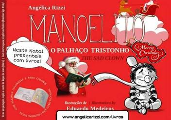 Neste Natal presenteie com livros!
