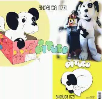 Angélica Rizzi apresenta seu mais novo mascote o cãozinho Pituco
