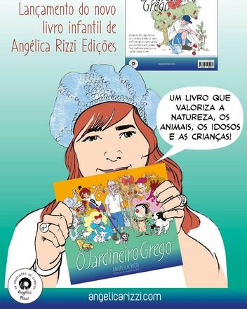 Angélica Rizzi participa da 33ª Feira do Livro de Bento Gonçalves